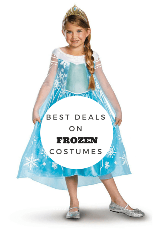 Links to all the best deals on Frozen costumes and dress-up items.  sc 1 st  Rookie Moms & Deals on Olaf Anna and Elsa: FROZEN costumes for kids - Rookie Moms