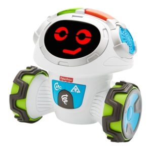 dba1d6e631a You press the light-up buttons on his head to get him to play fun but  nicely educational ...