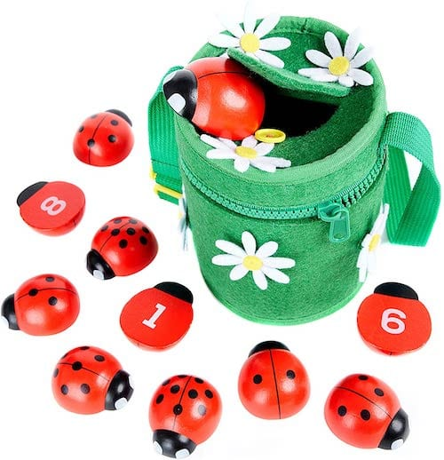 catching ladybugs game for girls