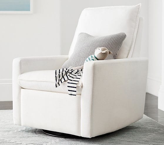 Best Nursery Glider - Pottery Barn