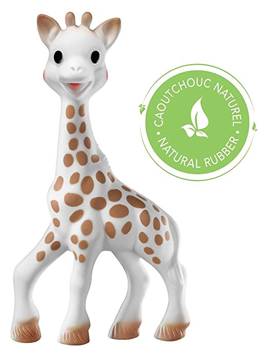 Baby Sophie Giraffe - Best Toys for 6 month old