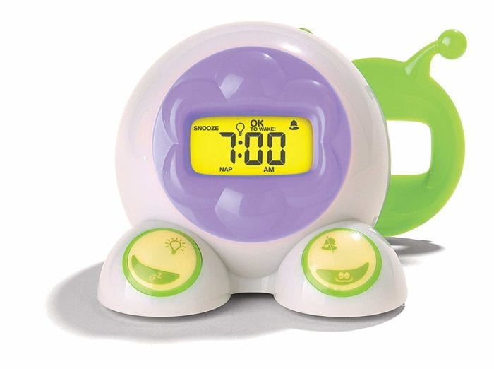 best alarm clock for toddlers
