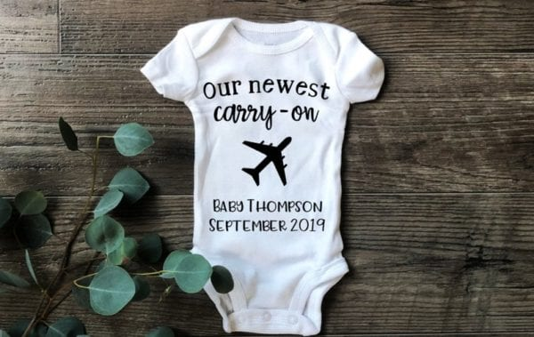50 ADORABLE Pregnancy Announcement Quotes & Ideas - Rookie Moms
