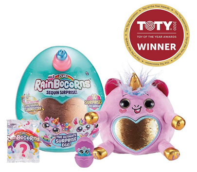 Rainbocorns - Award winning toy for 5 year old girls